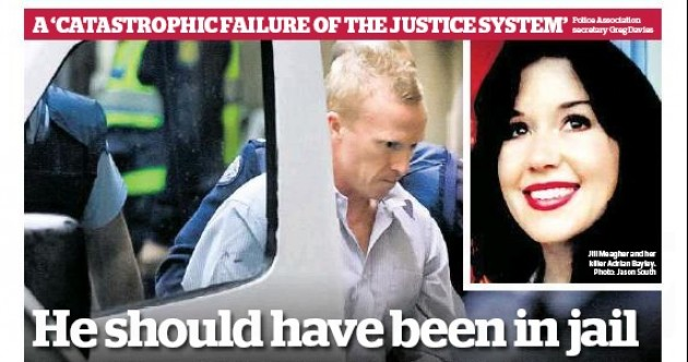 Parole laws under review in Victoria in wake of Jill Meagher case