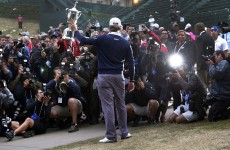 WIN! Irish Open tickets in TheScore.ie's US Open competition